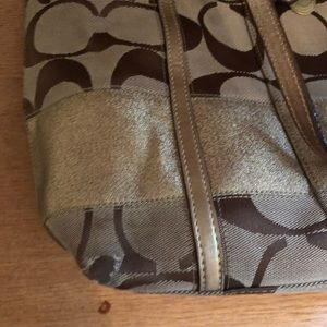 Coach Bags - Used authentic Coach tote